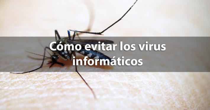 evitar virus informaticos