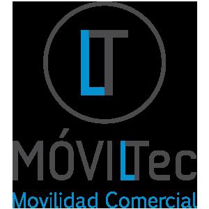 Logo Moviltec. Movilidad Comercial