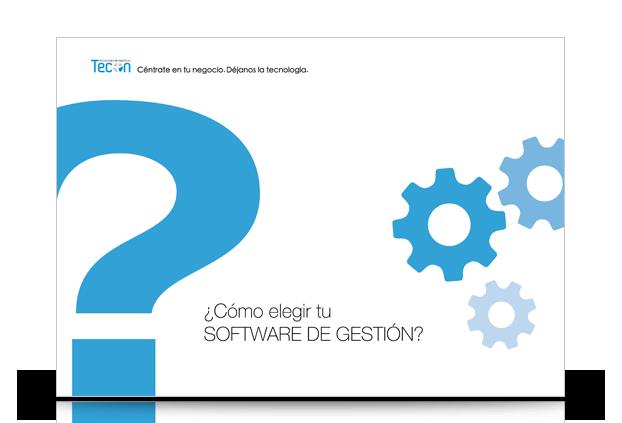 Cómo elegir tu software de gestión (ERP)