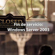 fin servicio windows server