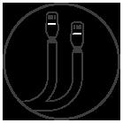 Icono infraestructuras y comunicaciones