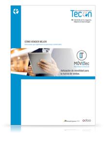 Guía Moviltec. Aplicación de movilidad para la fuerza de ventas
