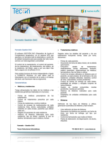Farmatic Gestión DAC