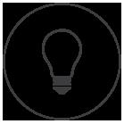 Icono distribución eléctrica