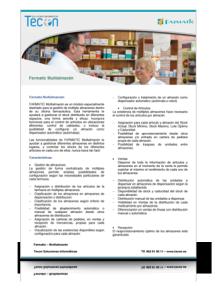 Farmatic Multialmacén