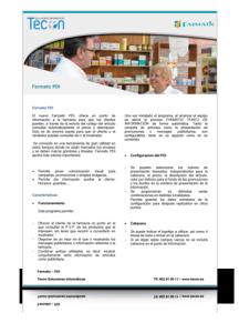 Farmatic PDI