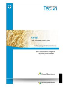 Guía de industria del cereal