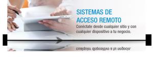 Sistemas de acceso remoto