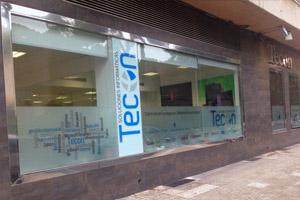 Fachada oficinas Albacete