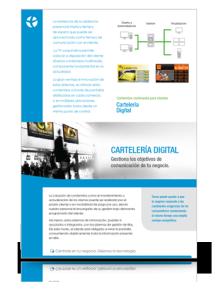 Guía Cartelería Digital
