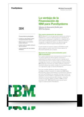 Portada financiación IBM