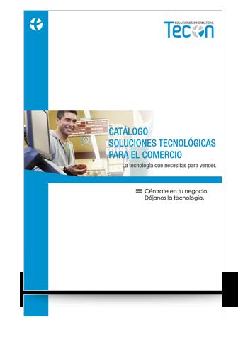 Catálogo Soluciones Tecnológicas para el Comercio