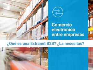 Extranet B2B qué es