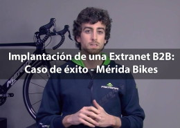 Extranet B2B caso de éxito - Mérida Bikes