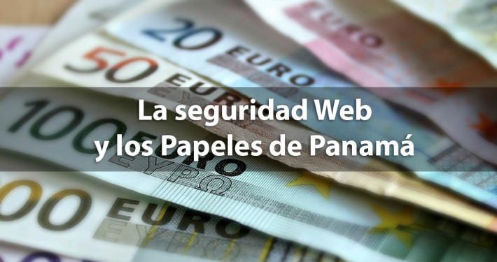 la seguridad web y los papeles de panamá