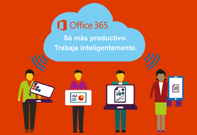 office 365 soluciones nube