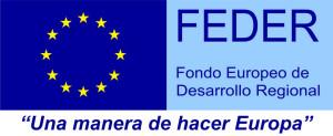 Logo FEDER - Una manera de hacer Europa