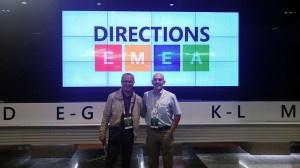 Asistimos Directions EMEA 2017