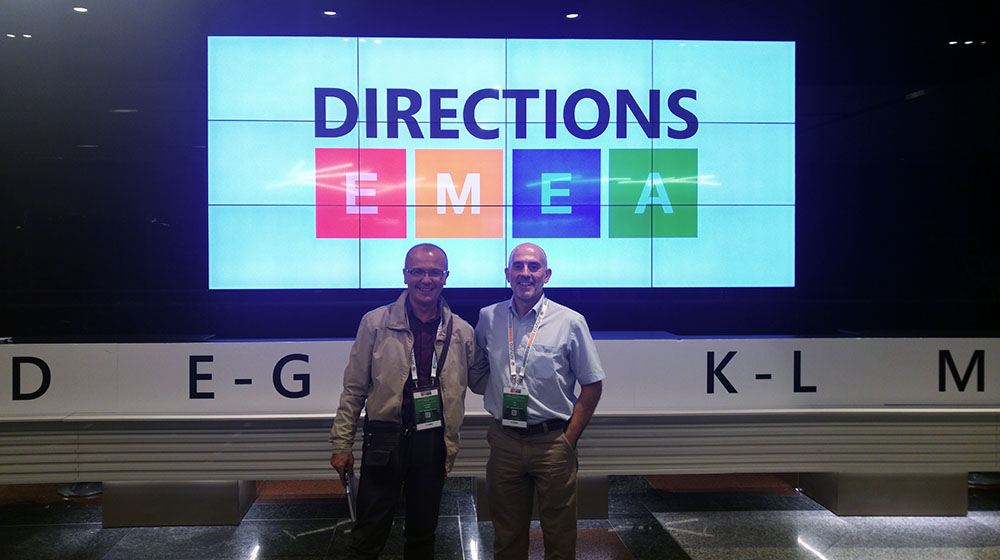 Asistimos Directions EMEA 2017