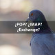 pop imap exchange blog
