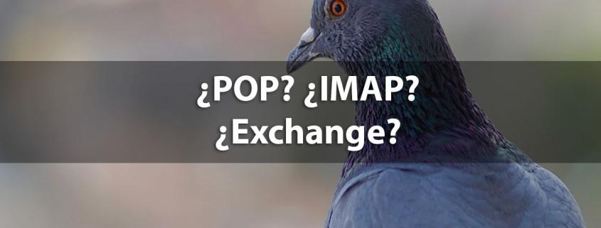 pop imap exchange blog