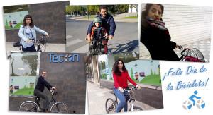 dia de la bicicleta tecon
