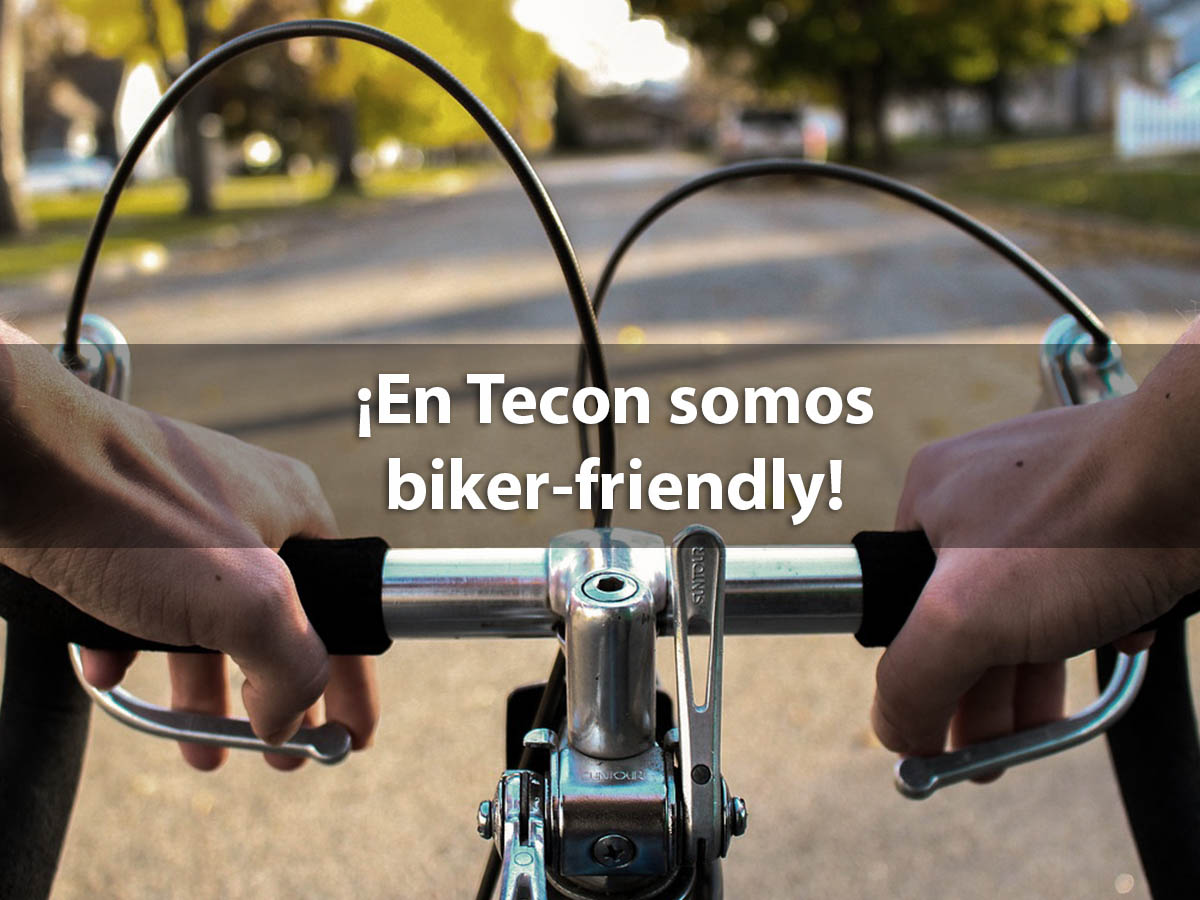 somos biker-friendly