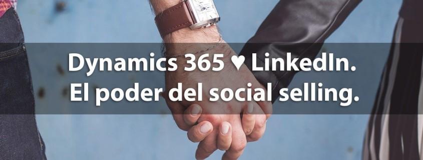 dynamics 365 y linkedin