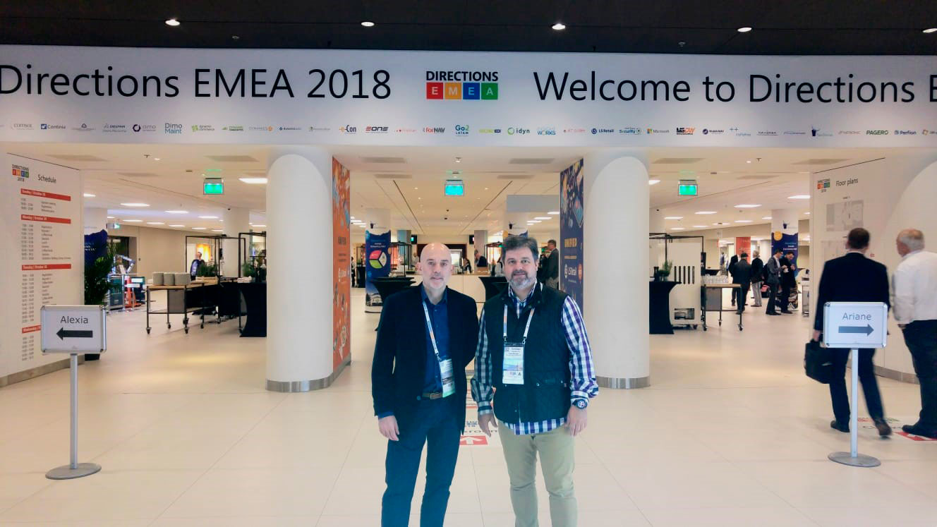 Evento Microsoft Directions EMEA 2018: NAV y Business Central