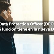 GDPR: DPO - Data Protection Officer