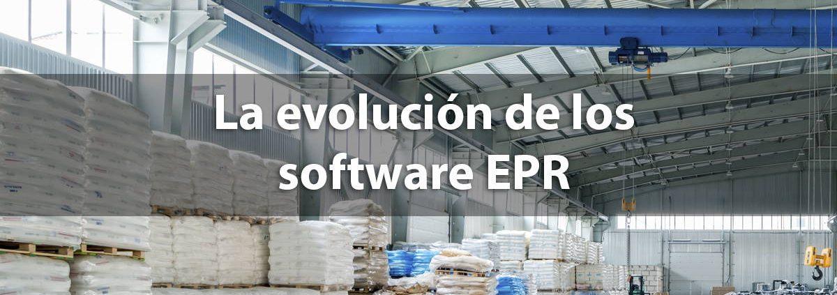 Evolución de los software de gestión ERP
