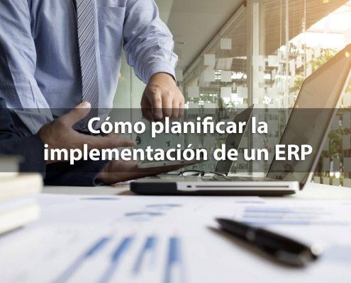 Como implantar un ERP