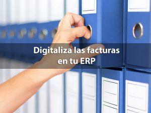 digitaliza facturas erp
