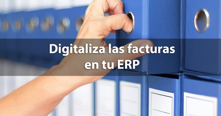 digitaliza facturas erp