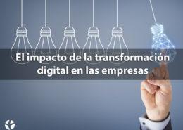 impacto transformacion digital