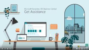Ayuda Business Central