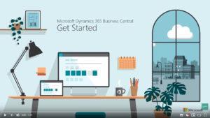 Primeros pasos Business Central