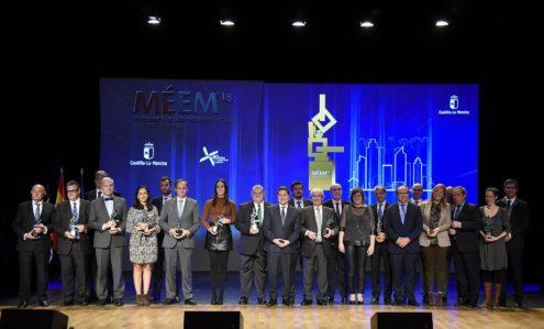 Premio Mérito Empresarial Castilla - La Mancha