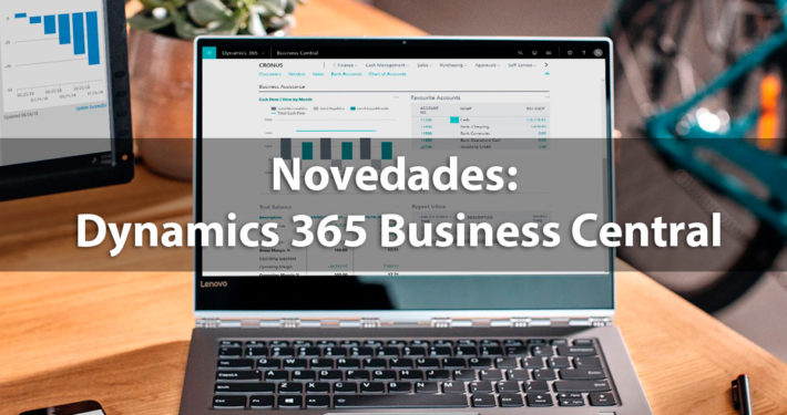 Novedades Business Central