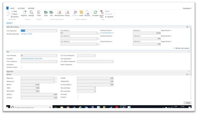 Uvatec, software erp vertical para la gestión de bodegas