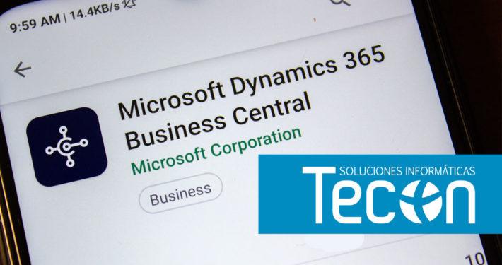 Novedades de Microsoft Dynamics 365 Business Central octubre 2019 - Tecon