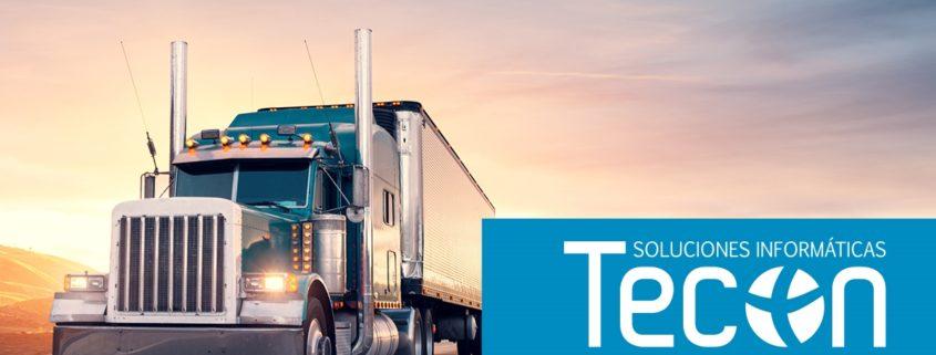 Software erp de gestión del transporte y la logística - tecon soluciones informáticas