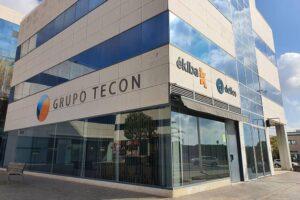 Fachada de la sede de Alicante