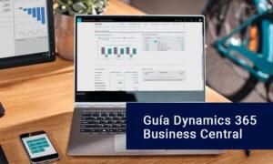Guía / Hoja de Producto de Microsoft Dynamics 365 Business Central - Tecon
