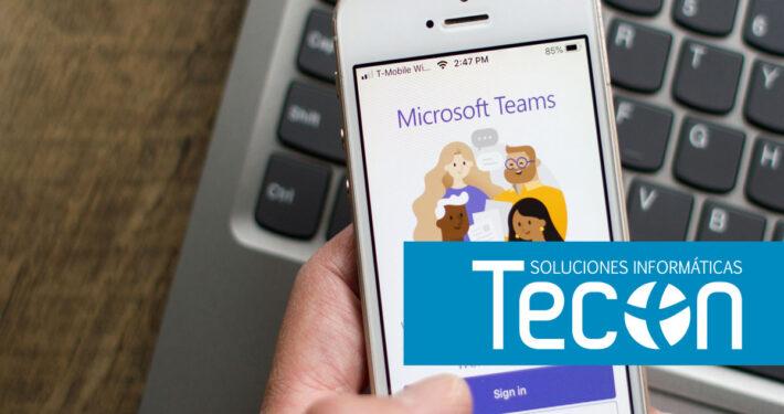 descubre como sacar el maximo partido a tu cuenta de Microsoft Teams