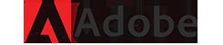 Logo Adobe - Partner de Tecon
