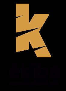 Logo Agencia ékiba, agencia de marketing digital