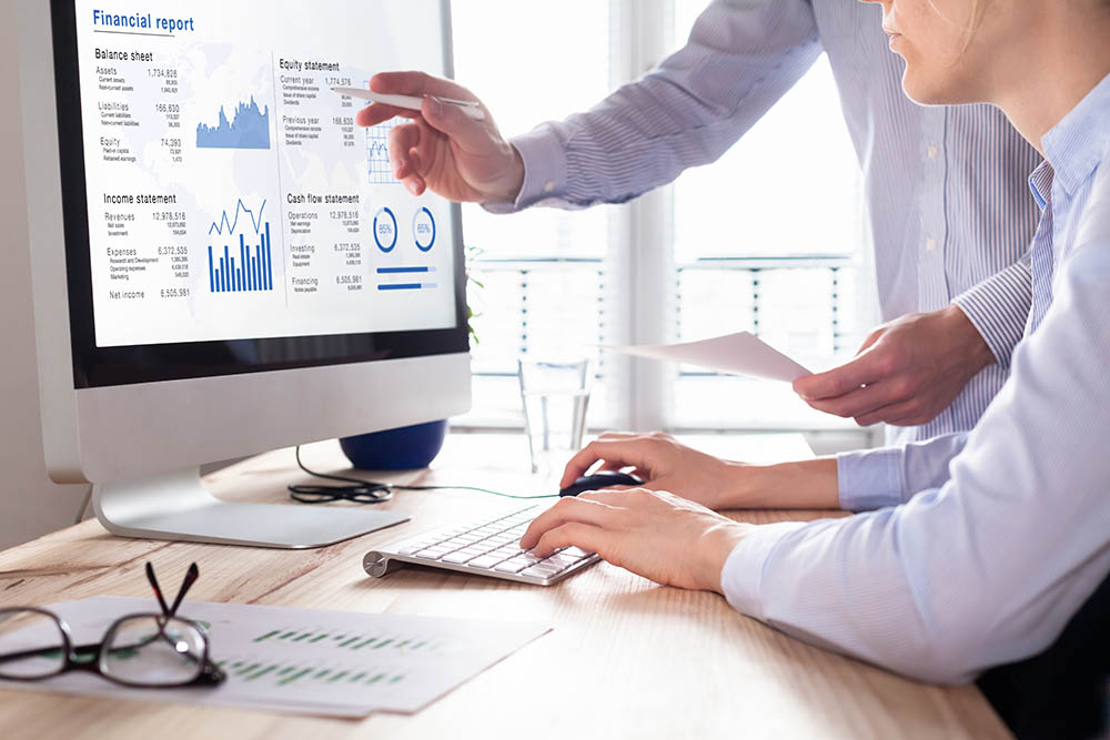 Perfil financiero y administración de Tecon