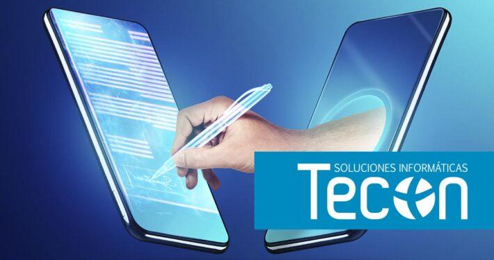 Agiliza tus flujos de trabajo con una plataforma de firma digital - Tecon