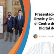 Presentación oficial de Oracle y Grupo Tecon en el Centro de Innovación Digital de Talavera de la Reina